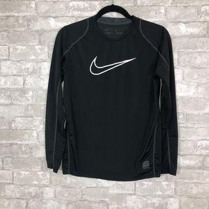 Nike Kids' (Boys') Long-Sleeve Training Top